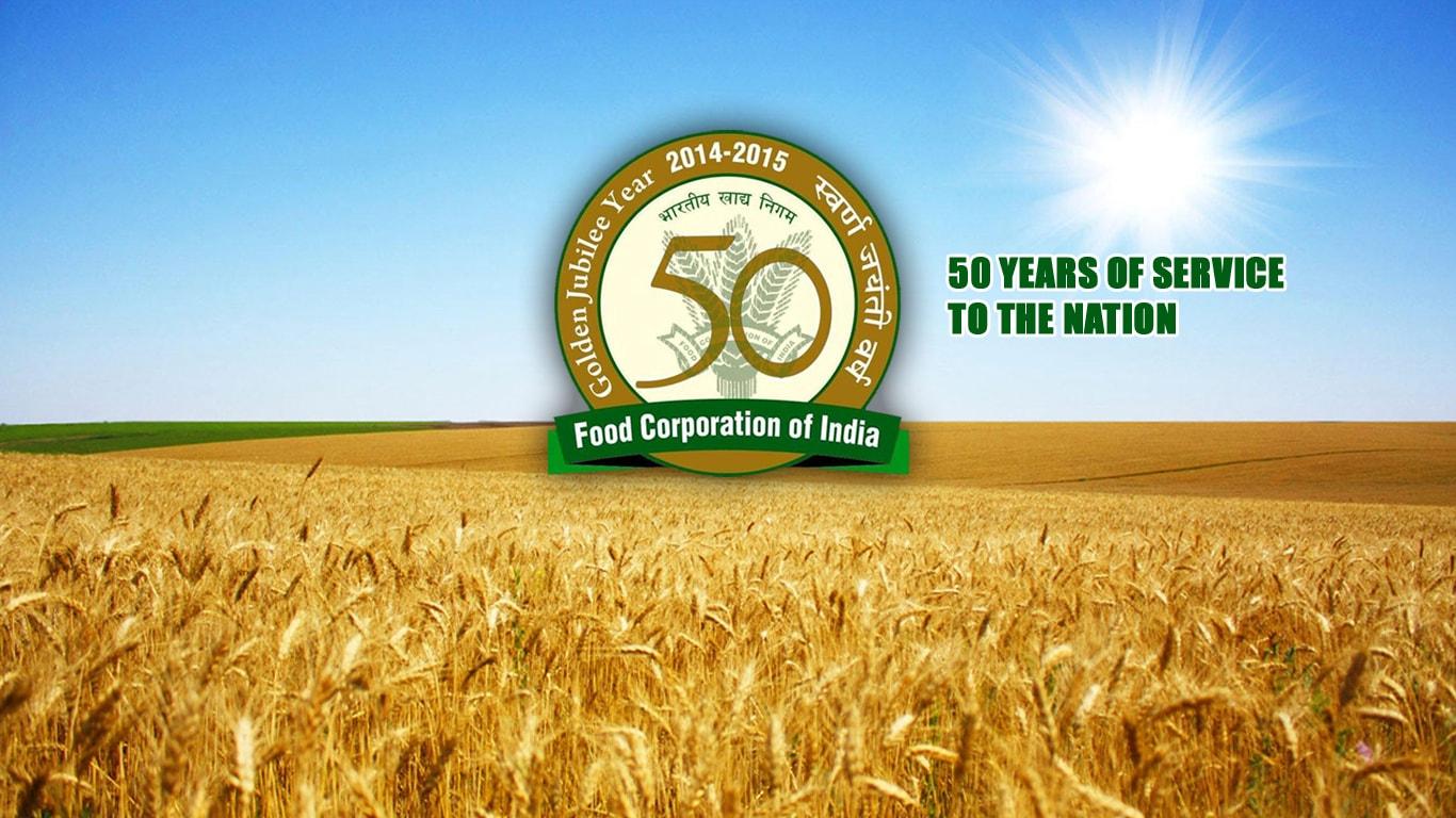 FCI 50 years